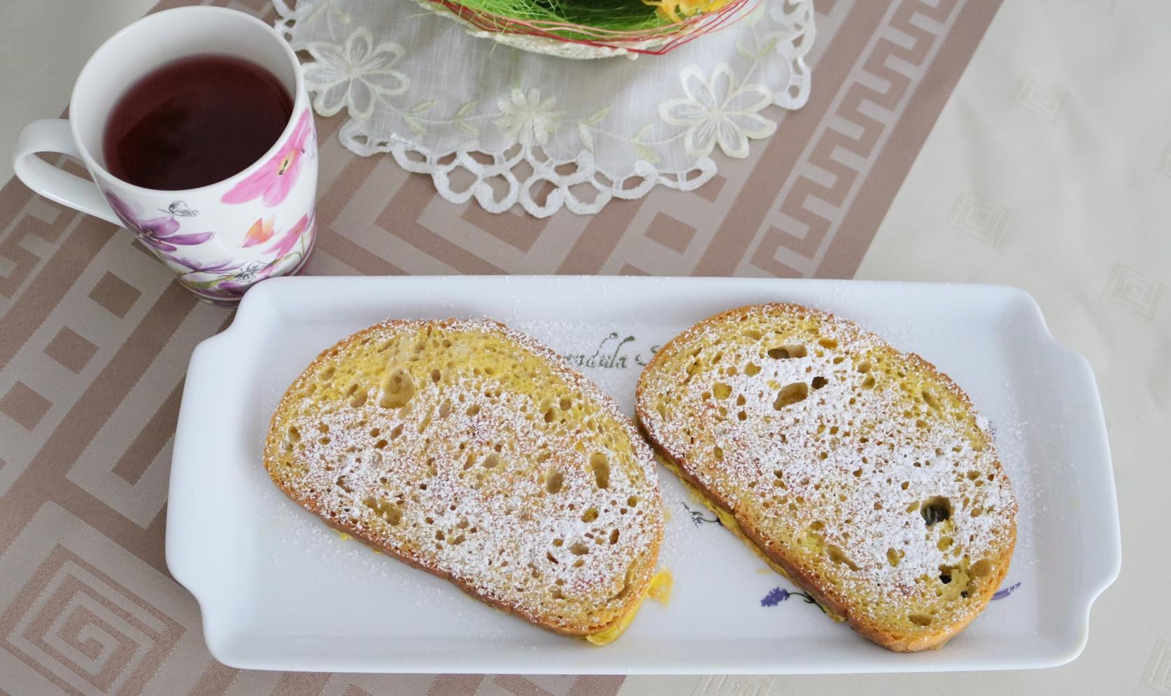 grzanki Co zrobić z suchym chlebem?