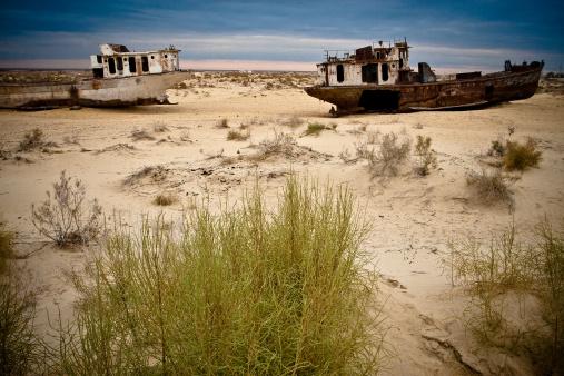 aralskie Woda, człowiek i środowisko