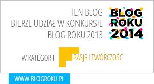 300x165-pasjeTworczosc Konkurs na Blog Roku 2014