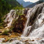 krajobrazy Jiuzhaigou