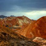 krajobrazy Zhangye Danxia 3