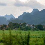 krajobrazy Yangshuo