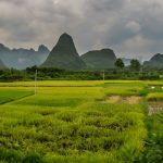 krajobrazy Yangshuo 2