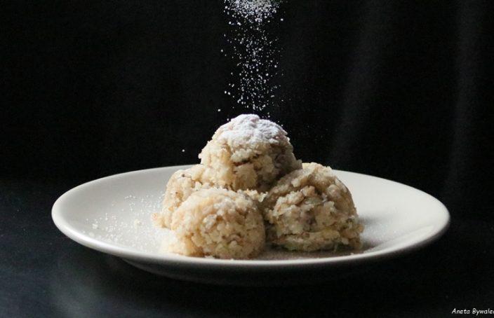 wegańskie ciasteczka kokosowe z odzysku