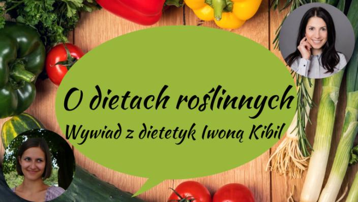 diety roślinne