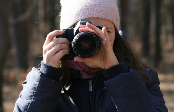 jak fotografować przyrodę - fotograf