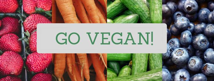 GO-VEGAN Veganuary - miesiąc na diecie roślinnej