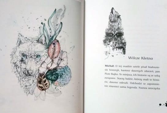 """wieczny-las-rzeźba Recenzja książki """"Wieczny Las"""" Justyny Stoszek"""