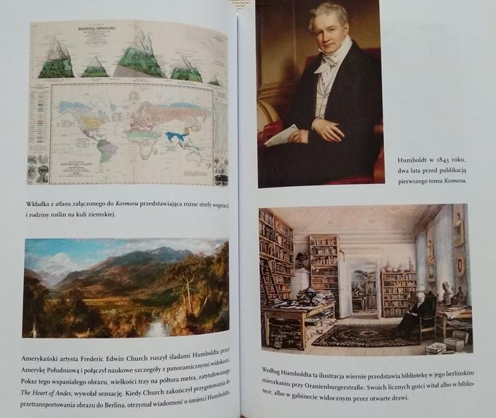 Alexander von Humboldt - fragment z książki