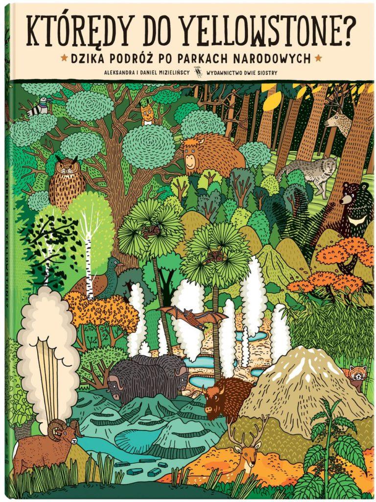 lasy-swiata Wydawnicze nowości dla małych przyrodników