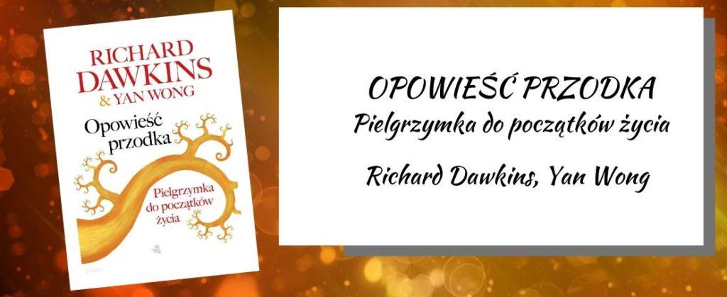 opowieść przodka richard dawkins