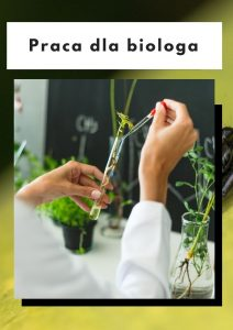 Praca dla biologa